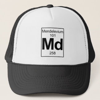 Md - Mendelevium Trucker Hat