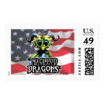 MD Patriotic US Postage Stamps
