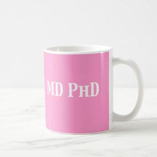 MD PhD Gifts Coffee Mug