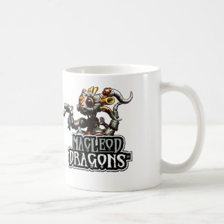 MD Steampunk Dragon 11oz. Mug