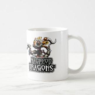 MD Steampunk Dragon 11oz. Mug