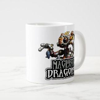 MD Steampunk Dragon 20oz. Jumbo Mug 20 Oz Large Ceramic Coffee Mug