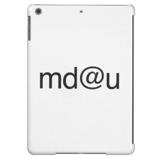 md@u cover for iPad air