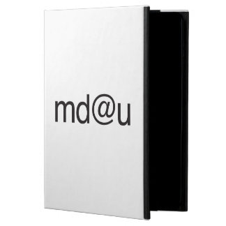 md@u iPad air cases