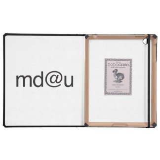 md@u iPad covers