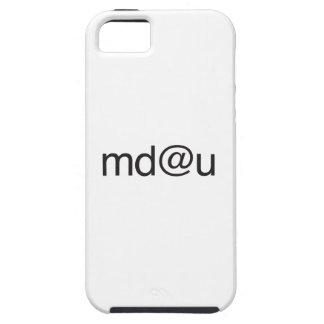 md@u iPhone 5 case