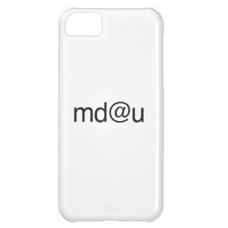md@u iPhone 5C covers