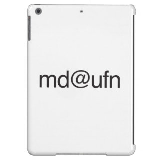 md@ufn iPad air covers