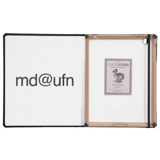 md@ufn iPad cases