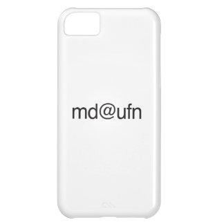 md@ufn iPhone 5C case