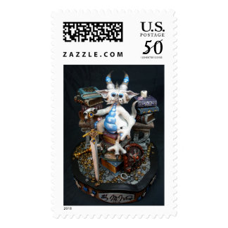 MD White Dragon US Postage Stamps