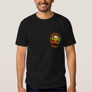 mdballlogo gmps mafia tee shirt