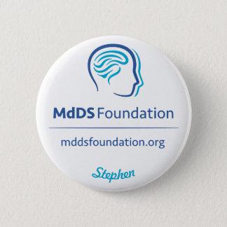"MdDS Awareness 2 1/4"" Button"