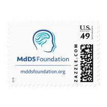 MdDS Awareness Postage Stamp Sheet