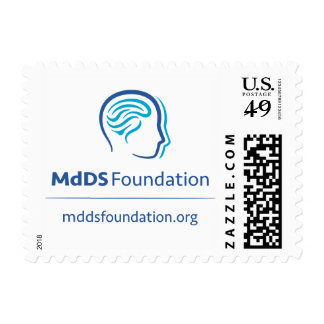 MdDS Awareness Postage Stamp Sheet