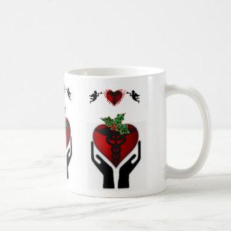 MDF Holiday greetings Mugs