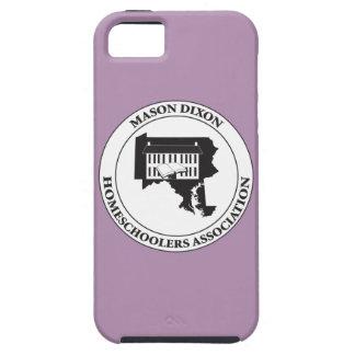 MDHSA - Logotipo de Dixon Homeschoolers Assc del Funda Para iPhone SE/5/5s