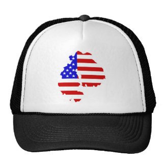 MDI - Stars and Stripes Hats