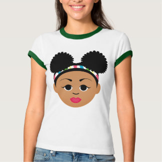 MDillon Designs I'm Proud to Be Natural Me T-Shirt
