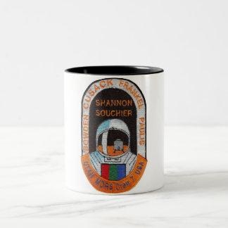MDRS Crew 7 Two-Tone Coffee Mug
