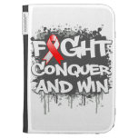 MDS Fight Conquer and Win Kindle 3G Covers