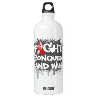 MDS Fight Conquer and Win SIGG Traveler 1.0L Water Bottle