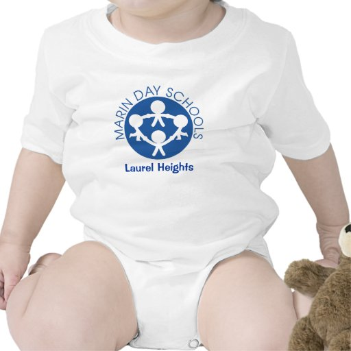 MDS Laurel Heights Infant Snap Shirt