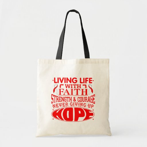 MDS Living Life with Faith Bags