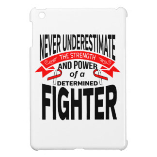 MDS (Myelodysplastic Syndromes) Determined Fighter iPad Mini Cases
