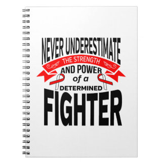 MDS (Myelodysplastic Syndromes) Determined Fighter Note Books