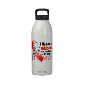 MDS Ribbon Hero in My Life Drinking Bottles