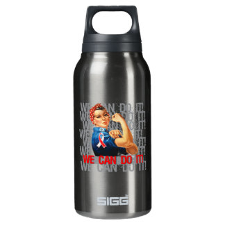 MDS Rosie The Riveter WE CAN DO IT SIGG Thermo 0.3L Insulated Bottle