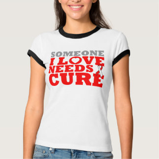MDS Someone I Love Needs A Cure T-Shirt