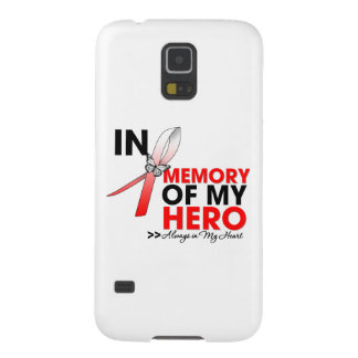 MDS Tribute In Memory of My Hero Galaxy S5 Cover