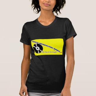 MDS yellow logo T-shirt
