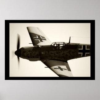 Me-109 E-3 Emilio Impresiones