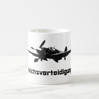 ME-109 Homeland Defense Fighter Coffee Mug