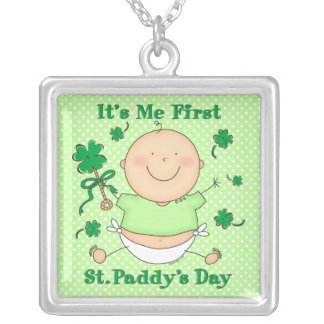 Me 1st St. Paddy's Day Necklace