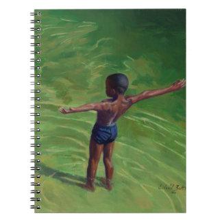 Me 2011 spiral notebook