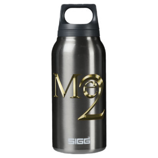 Me 2 10 oz insulated SIGG thermos water bottle