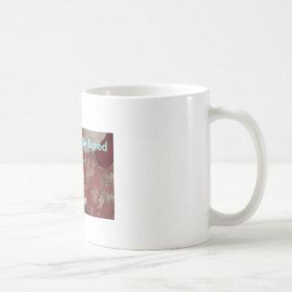 Me aburren oficialmente tazas de café