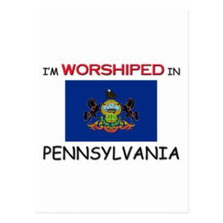 Me adoran en PENNSYLVANIA Postal