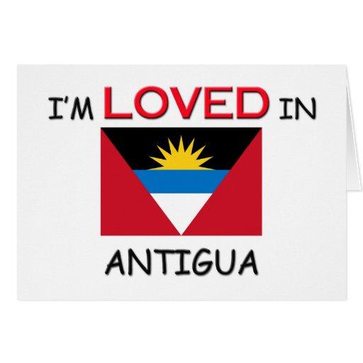 Me aman en ANTIGUA Felicitacion