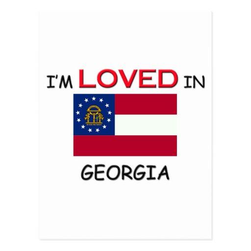 Me aman en GEORGIA Postal