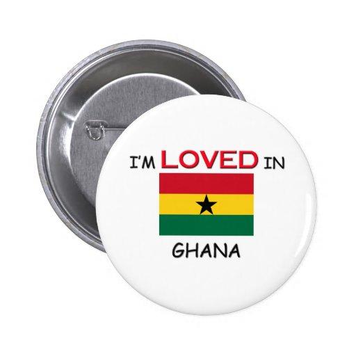 Me aman en GHANA Pin