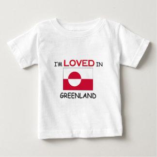 Me aman en GROENLANDIA Playera