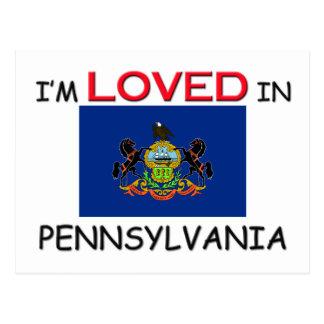 Me aman en PENNSYLVANIA Postal