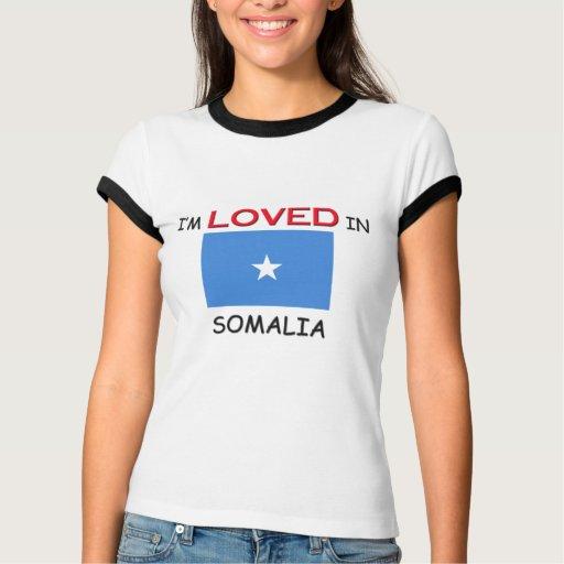 Me aman en SOMALIA T-shirts