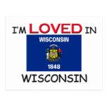 Me aman en WISCONSIN Postal