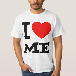 Me amo camiseta playera